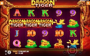 Dragon Tiger Pragmatic Play Slot